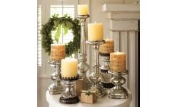 Подсвечники, свечи, аромалампы