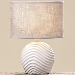 Лампа Оливия керамическая h28см