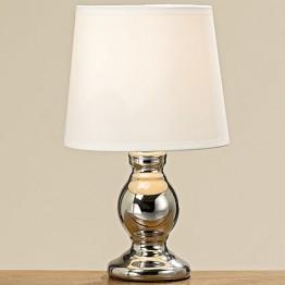 Лампа Болтон цветная керамика h24см