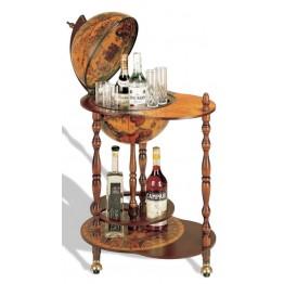 Глобус бар со столиком Santelli Tre Esse C33S