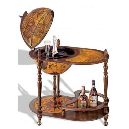 Глобус бар со столом Santelli Tre Esse С42Е