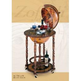 Напольный глобус-бар Zoffoli art. 710 (Италия)