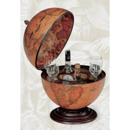 Настольный глобус-бар Zoffoli art. 16