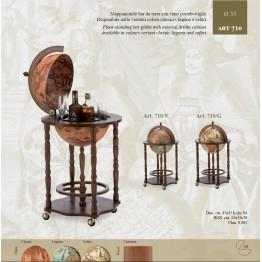 Напольный глобус-бар Zoffoli art.710V (Italy)
