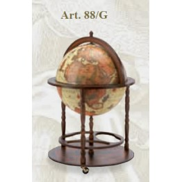 Напольный глобус-бар Zoffoli art. 88G (Italy)