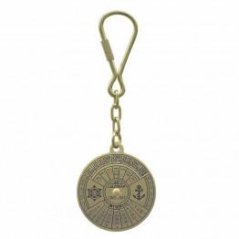 """Брелок для ключей """"Вечный календарь"""""""