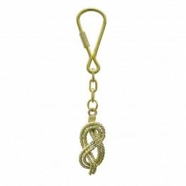"""Брелок для ключей """"Морской узел"""""""