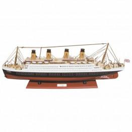 Модель корабля - Титаник L: 80cm, H: 29cm