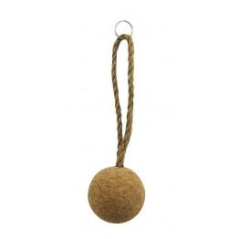 Брелок - Коркбол с веревкой