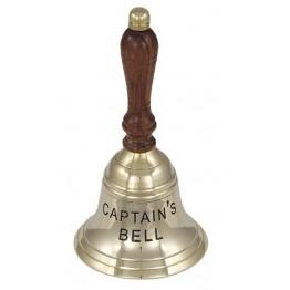 Капитанский звонок, настольный