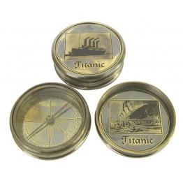 Тяжелый компас Titanic