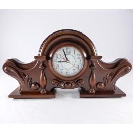 Часы деревянные-Каминные