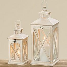 Подсвечник фонарь деревянный стекло h50см
