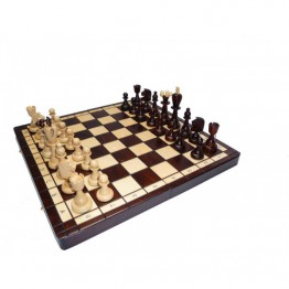 Шахматы резные АСИ 420*420 мм