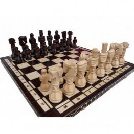 Шахматы резные ГЛАДИАТОР 600*600 мм