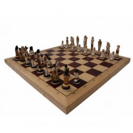 Шахматы ЕГИПЕТСКИЕ 650*650 мм