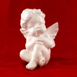"""Фігура """"Поцілунок ангела дівчинка"""""""