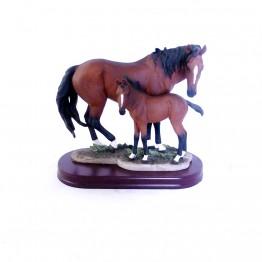 Семья лошадей