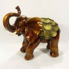 Слон монеты 30 см