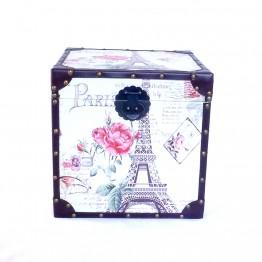 Сундук кваднатный набор из 3-х – Париж